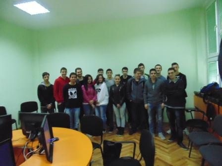 """Семинар за проект по Европейска програма за образование, обучение и спорт """"Еразъм+"""""""