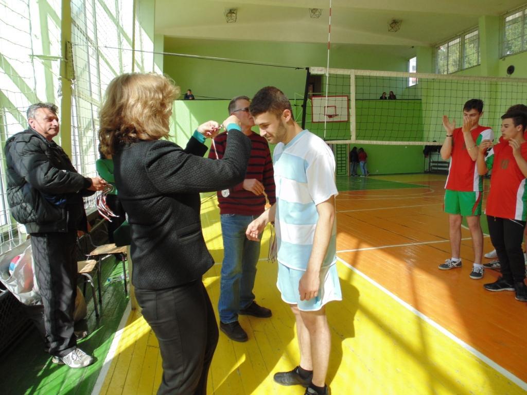 Традиционен турнир по волейбол