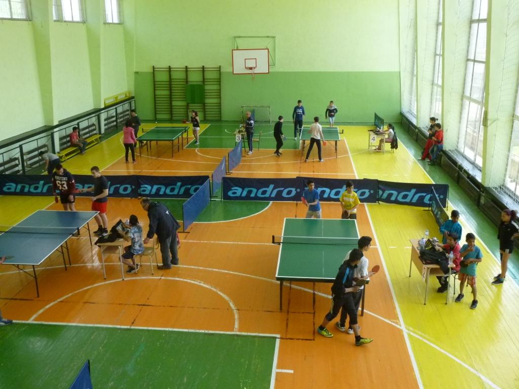 Традиционен турнир по тенис на маса