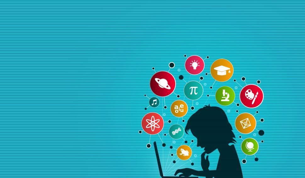 Продължава обучението в електронна среда от разстояние