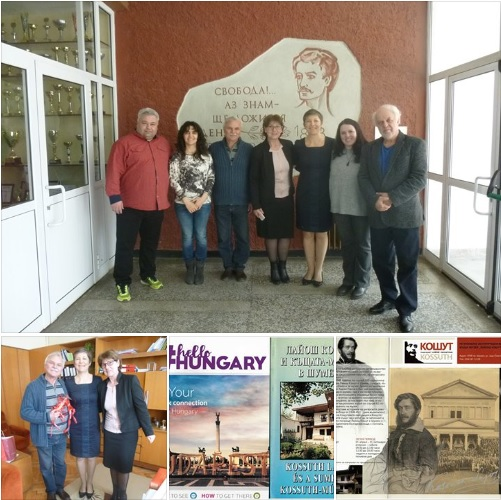 Възстановяване на приятелските ни връзки с Унгария